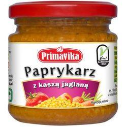 Paprykarz wegetariański z kaszą jaglaną BIO 170g - Primavika (5900672300543)