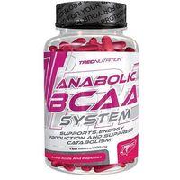 TREC Anabolic BCAA System 150tabs (5901828340925)