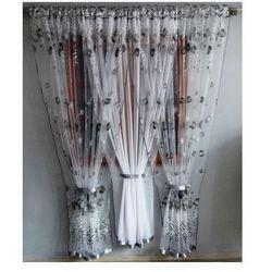 Firana gotowa 250x400 firany kokon woal balkonowa marki Kasandra