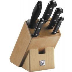 ZWILLING Gourmet Zestaw noży w bloku 6 części