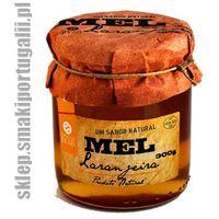 Portugalski miód z kwiatów drzewa pomarańczy 300g z kategorii Miody