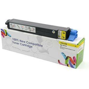 Toner yellow oki es3640a3, es3640 pro, ws3640 pro mfp pro zamiennik 43837105 marki Cartridge web