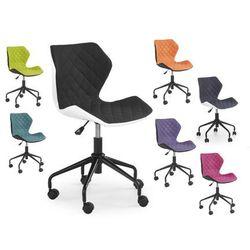 Młodzieżowy fotel obrotowy Halmar - MATRIX - 7 kolorów. Napisz otrzymasz rabat 30 zł. Promocja wiosenna!