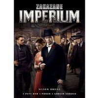 Zakazane Imperium, Sezon 2 (5 DVD) (7321909319851)