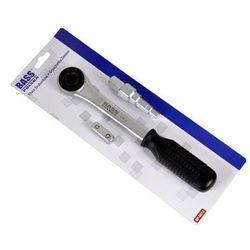 Klucz do śrubunków z grzechotką zestaw (5902067607121)