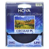 filtr polaryzacyjny pl-cir pro1d 72 mm marki Hoya