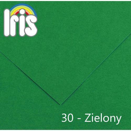 Brystol  Iris B1/240g zielony 25ark., produkt marki Canson