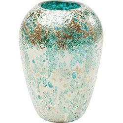 KARE Design:: Wazon Moonscape Turquoise 22cm
