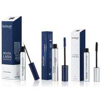 Revitalash  zestaw: eyelash conditioner advanced 2,0ml + volumizing primer + volumizing mascara