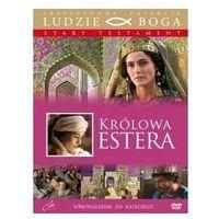 Praca zbiorowa Królowa estera + film dvd - królowa estera + film dvd