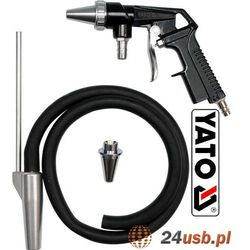 YATO PISTOLET DO PIASKOWANIA Z WĘŻEM YT-2375 z kategorii Pistolety do malowania
