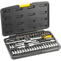 Zestaw kluczy nasadowych TOPEX 38D640