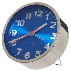 Zegar z budzikiem Karlsson