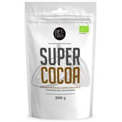 Kakao Sproszkowane 200g - DIET-FOOD- EKO logiczne! - produkt z kategorii- Kakao