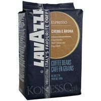 crema e aroma espresso blue 6 x 1 kg, marki Lavazza