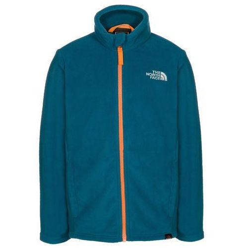 The North Face SNOW QUEST Kurtka z polaru egyptian blue (kurtka dziecięca)