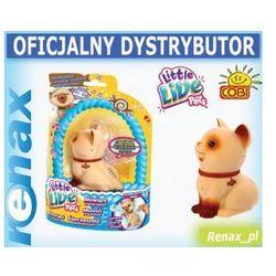 Little Live Pets MÓWIĄCY PIESEK CUKIERECZEK COBI - produkt dostępny w SKLEP Z ZABAWKAMI RENAX