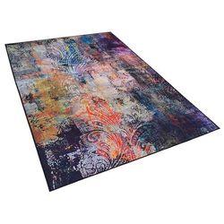 Dywan kolorowy 160 x 230 cm krótkowłosy MARDIN