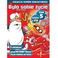 Było sobie życie. Część 5. Książka + DVD z kategorii Filmy animowane