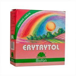 Erytrytol 250 g Biofan / Negocjuj CENĘ, kup u jednego z partnerów