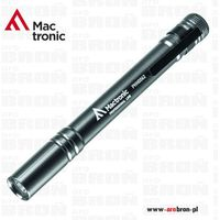 Latarka długopisowa Mactronic Nu Trail 02 (PHH0061) - 33lm, 17m, bateryjna AA, klips z kategorii Latarki