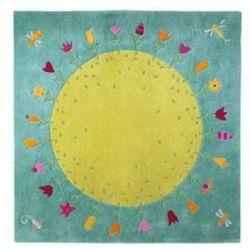 dywan planeta kwiatów 2973 wyprodukowany przez Haba