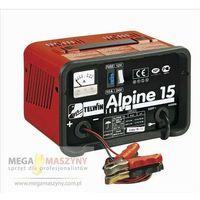 TELWIN Prostownik do ładowania akumulatorów Alpine 15