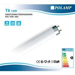 Świetlówka liniowa 18W T8 G13 4000K/6400K PROMOCJA (świetlówka)