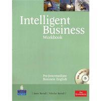 Intelligent Business Pre-Intermediate Workbook (zeszyt ćwiczeń) + CD, Barrall Irene