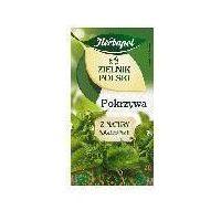 HERBAPOL 20x1,5g Zielnik Polski Pokrzywa Herbata ziołowa (5900956002354)