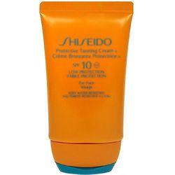 Shiseido 10 Protective Tanning Cream SPF10 50ml W Opalanie Krem do opalania - sprawdź w wybranym sklepie