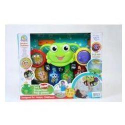 Projektor żaba z kategorii Maskotki interaktywne