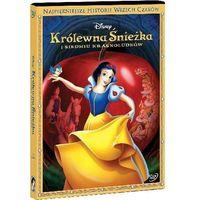 Królewna Śnieżka i siedmiu krasnoludków (DVD) - David Hand