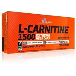 L-Carnitine 1500 Extreme Mega Caps 120kaps, kup u jednego z partnerów
