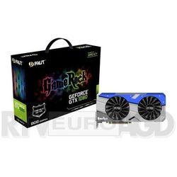 Palit GTX1080 GameRock Premium Bundle with G-Panel 8GB DDR5 256 - DARMOWA DOSTAWA!!! (4710636269134)