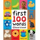 First 100 Words -, Priddy Books