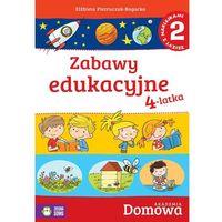 Domowa Akademia. Zabawy edukacyjne 4-latka cz.2