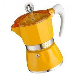 Kawiarka g.a.t bella 6 tz żółta marki G.a.t.