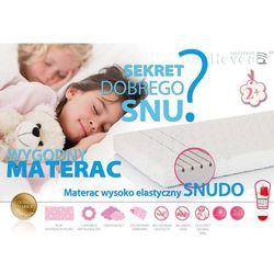 Hevea Materac wysokoelastyczny snudo 200x90 + worek disney gratis!