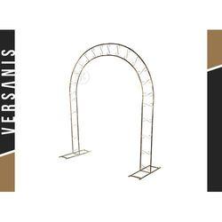 Metalowa brama ogrodowa łuk - marki Kapelańczyk
