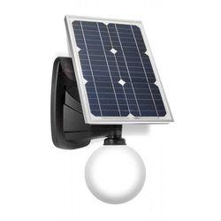 Leddy Lampa solarna wall + czujnik zmierzchu