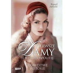 PIERWSZE DAMY II RZECZPOSPOLITEJ TW, książka z kategorii Biografie i wspomnienia