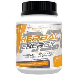 Trec herbal energy - 120tabs, marki Trec nutrition
