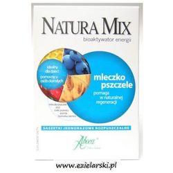 NATURA MIX Mleczko Pszczele 20 saszetek po 2,5 g każda - Aboca (artykuł z kategorii Witaminy i minerały)