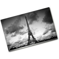 Deska kuchenna szklana Wieża Eiffla Paryż Miasto