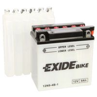 Akumulator motocyklowy Exide 12N9-4B-1 9Ah 85A