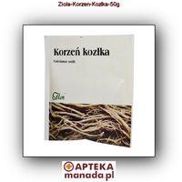 Korzen kozlka, ziolo pojed., (Kawon), 50 g (5909994335516)
