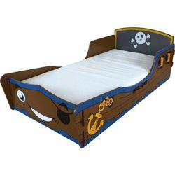 Kidsaw łóżko seria Piraci