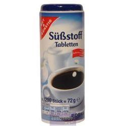 Słodzik w tabletkach 1200 szt., produkt z kategorii- Preparaty na poziom cukru