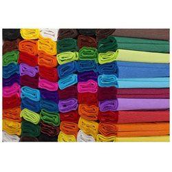 Happy color Bibuła marszczona 50/200 9 - czarny (5905130105517)